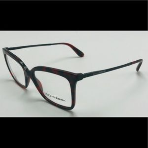 New Dolce & Gabbana RX Optical Frame 3261